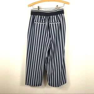 Sweaty Betty Pants & Jumpsuits - Sweaty Betty XS Striped Wide Leg Cropped Pants